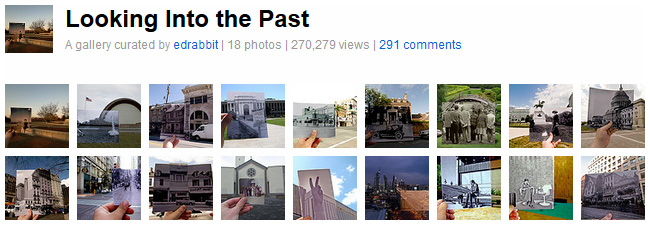 Gallery: Looking into the Past